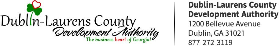 Dublin-Laurens County Development Authority. 1200 Bellevue Avenue. Dublin, GA 31021. 877-272-3119